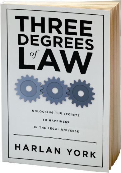 This book is here to help lawyers, both young and old, as well as law students, undergraduates, and their parents.